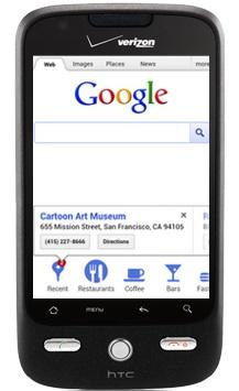 Google's Ranking Mobile